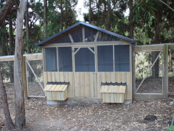 plans for building a chook house home design and style