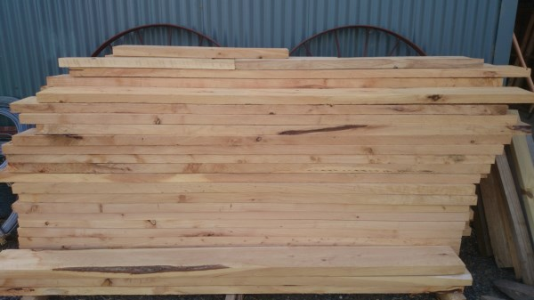 Cypress timber for sale at Yummy Gardens Melbourne