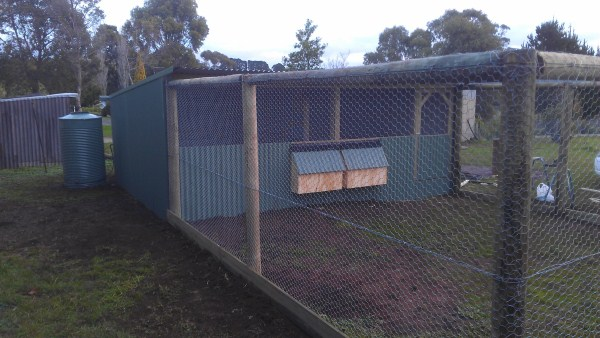 large chook house by Yummy Gardens