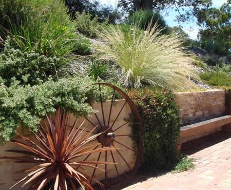 native garden makeover by Yummy Gardens Melbourne